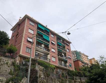 Appartamento Vendita Genova Via Robino 35 Marassi