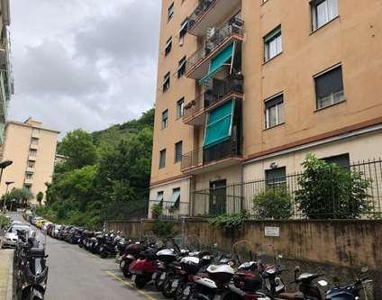 Appartamento Vendita Genova Via Masina 4 Marassi