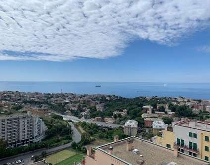 Appartamento Vendita Genova Via Degli Iris Quarto Alto