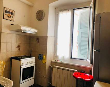 Appartamento Affitto Genova Via Alizeri 1 Dinegro
