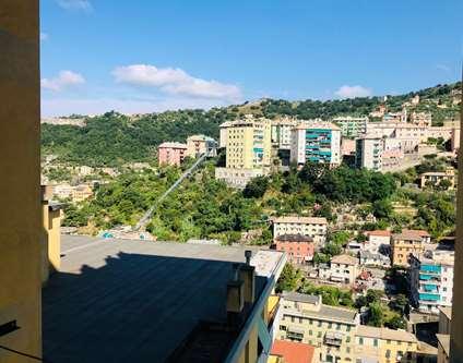 Appartamento Affitto Genova Via Ginestrato 20 Quezzi