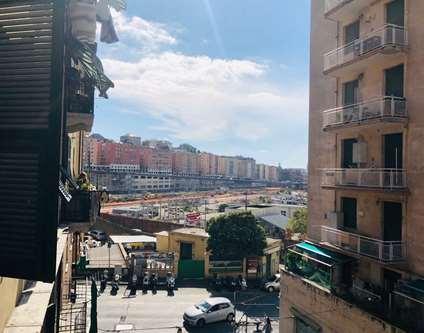 Appartamento Vendita Genova Via G. Torti 40 San Fruttuoso