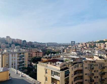 Appartamento Vendita Genova Via P. Ameglio 3 Marassi
