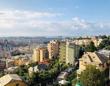 Appartamento Vendita Genova Via Robino 76 Marassi